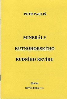 Minerály kutnohorského rudního revíru