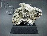 arzenopyrit, křemen