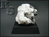 arzenopyrit, kalcit