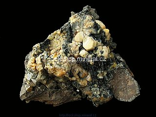 vanadinit + pyromorfit